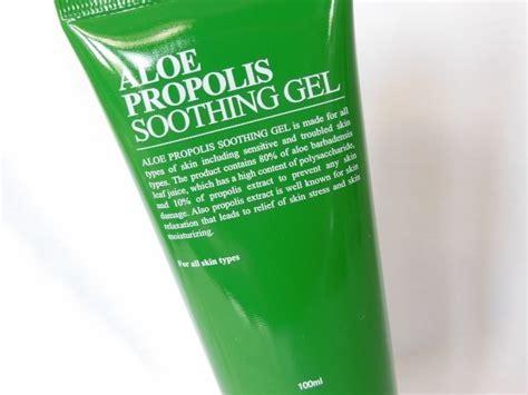 Benton Aloe Propolis Soothing Gel korean skincare routine benton aloe propolis soothing gel fashion lifestyle