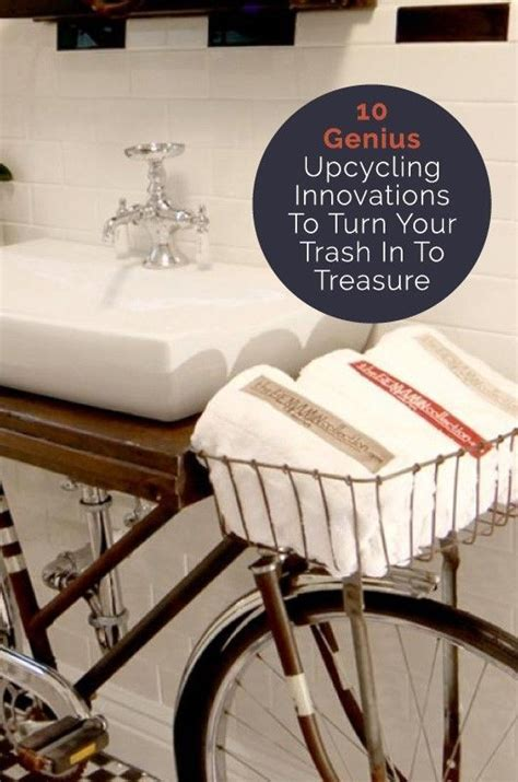 28 genius ideas how to turn your trash into treasure pinterest the world s catalog of ideas