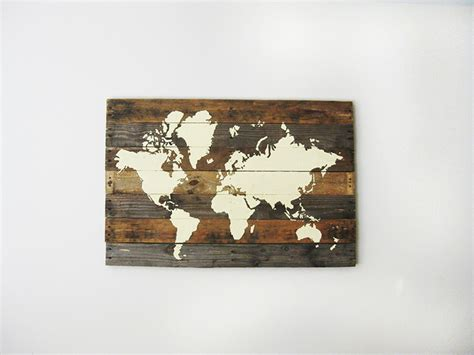 World Wall Decor by World Map Wall Decor Makipera