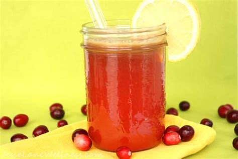 Cranberry Detox Recipe by 7 Cranberry Juice Recipes And Why You Should