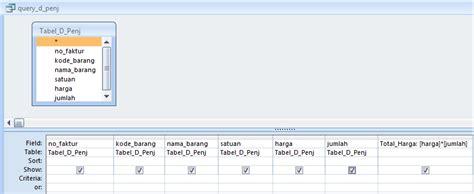cara membuat database menggunakan query cara membuat database dengan menggunakan ms access sem