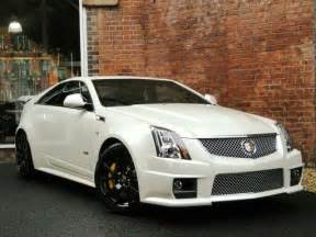 Cadillac Coop Pearl White Cts V Cadillac