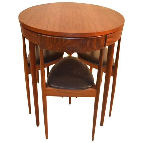 teak dining room tables danish teak dining table and chairs by hans olsen for frem