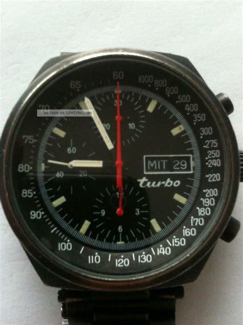Porsche Turbo Uhr by Porsche Uhr Quot Turbo Quot 1977