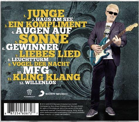 Mit Freundlichen Grüßen Heino Heino Mit Freundlichen Gr 252 Ssen Deluxe Edition 2013 Noname