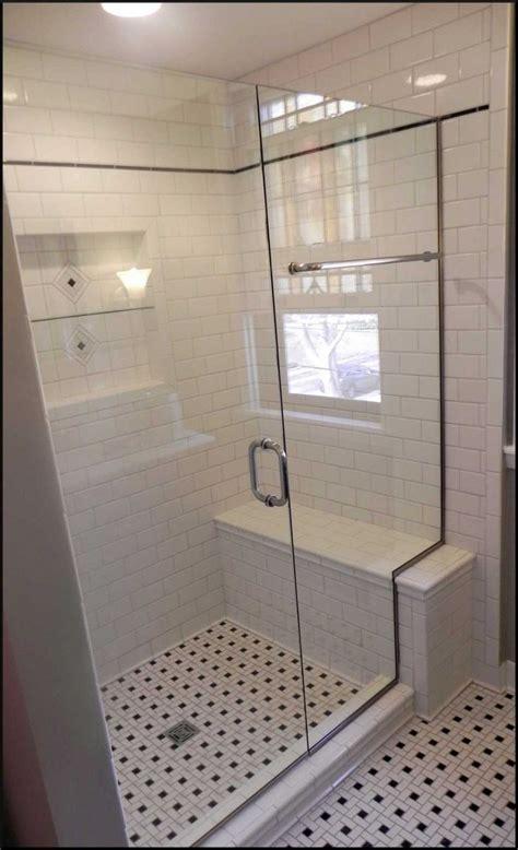 glass doors built in bench tile shower bench shower bench listed in brenda