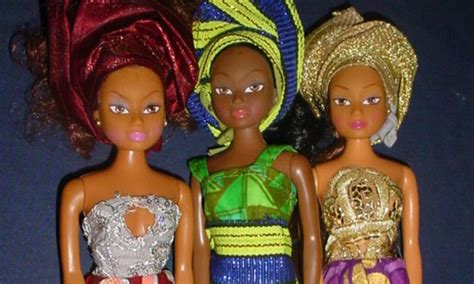black doll outsells photos see the black doll created by a that now