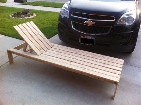 build a chaise lounge how to build a comfortable chaise lounge for outdoor use