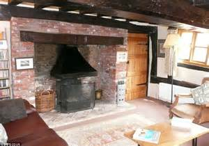 Large Open Fireplaces by Wibbly Wobbly Fairytale Cottage In Sussex Is On The