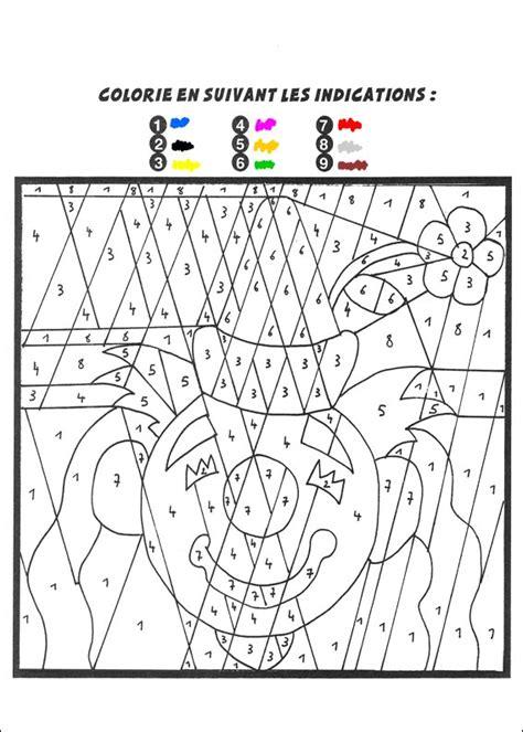 Coloriage Magique De Ce2 A Imprimer   New Calendar