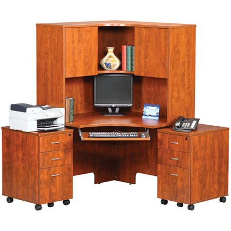 Used Computer Desk With Hutch Used Computer Desk With Hutch Second Office Furniture As Alternative Option A Computer Desk