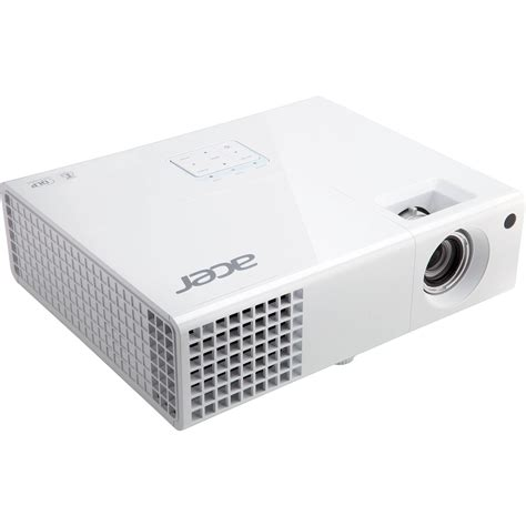 Projector Acer Dlp acer p1173 svga dlp 3d projector mr jh511 00a b h photo