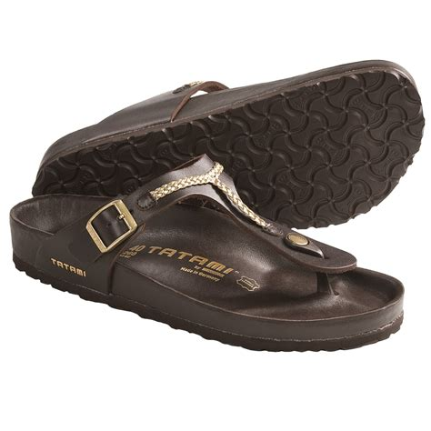 tatami sandals by birkenstock tatami by birkenstock gizeh sandals for save 40