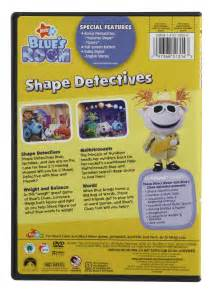 Pin blues clues room shape detectives dvd free shipping on pinterest