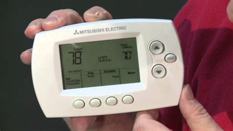 mitsubishi thermostat 28 images how to install the