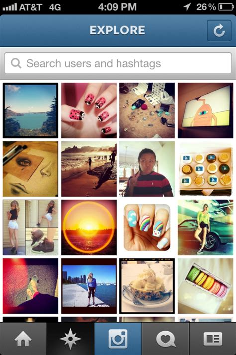 Instagram Search Users By Email Instagram Unleashes New Quot Explore Quot Tab In Version 2 5