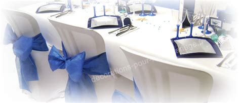 Decoration Table Mer by Decorations Mariage Mer D 233 Corations Marines Pour Un