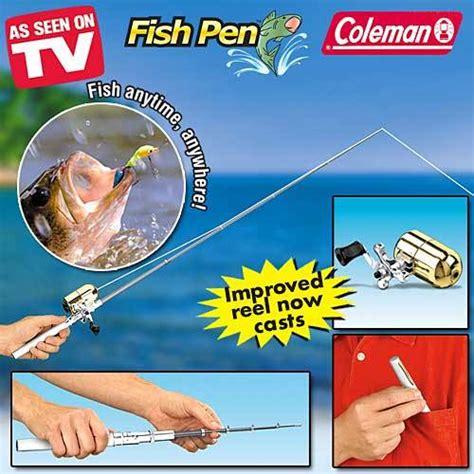 Alat Pancing Tv Media jual alat pancing coleman fish pen fishing gilang