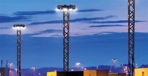 led high mast light high mast lighting led lighting commercial lighting