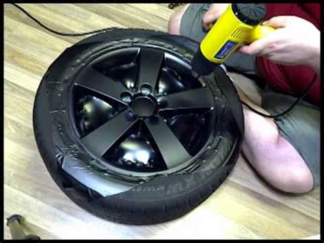 can you heat press vinyl on tire cover a guide to apply carbon fiber wrap ebay