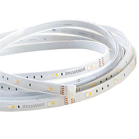 sylvania lightify flex rgbw led indoor outdoor flexible