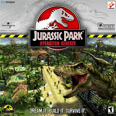 download jurassic park the game ps3 top ten dinosaur games