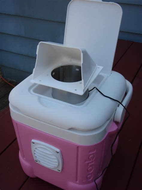 compact portable air conditioner for camping