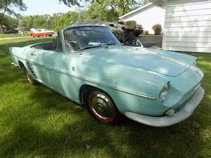 Renault Caravelle For Sale 1961 Renault Caravelle Convertible For Sale Orland Park
