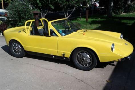 big price cut vw engined 1967 saab sonett roadster