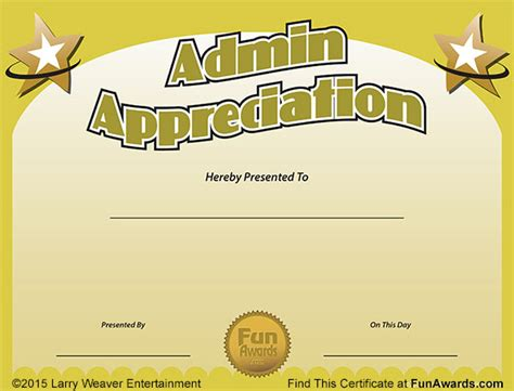 certificate of appreciation image collections