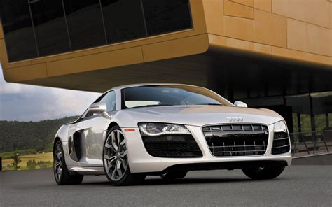 R8 Audi 2010 by 2010 Audi R8 V10 2 Wallpapers Hd Wallpapers Id 6689