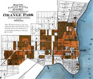 map of orange park florida map of the florida winter home and improvement companies
