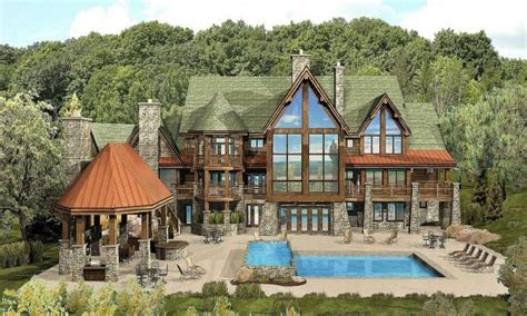 best log home plans luxury log cabin home floor plans best luxury log home