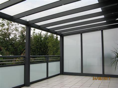 terrassendach aus glas terrassen 252 berdachungen