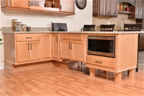 ada kitchen cabinets handicap home modifications in austin texas
