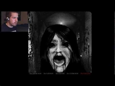 the house game the house full playthrough flash horror game youtube