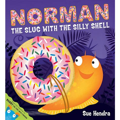 norman the slug with the silly shell the dyslexia shop
