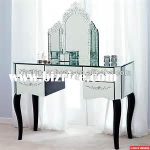 mirrored chest glass venetian home furniture mirrored