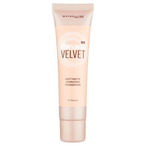 Maybelline Velvet maybelline velvet foundation 01 ivory 30 ml