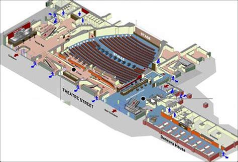 theatre building plans   house plans
