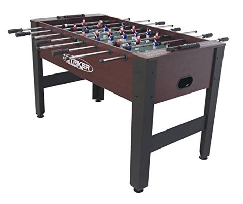 snap on foosball table striker duel with versa formation technology foosball
