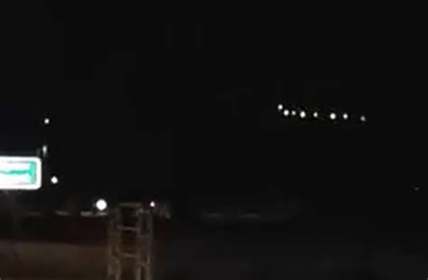Arizonian Couple Records On Video Similar Looking Lights Lights In Arizona