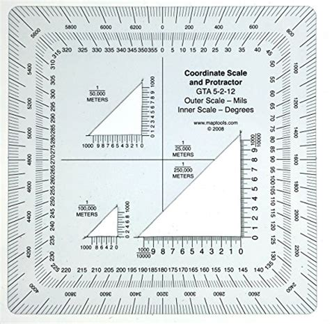printable map protractor related keywords suggestions for military protractor