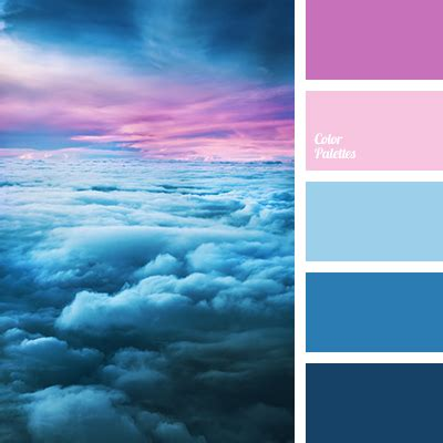 color of the sky color of sky at sunset color palette ideas