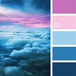 color of sky color of sky at sunset color palette ideas