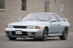Nissan Skyline R32 Gtr 1989 Nissan Skyline Gtr R32 Us Right Drive