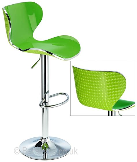 What Do Green Stools by Codex Bar Stool Green