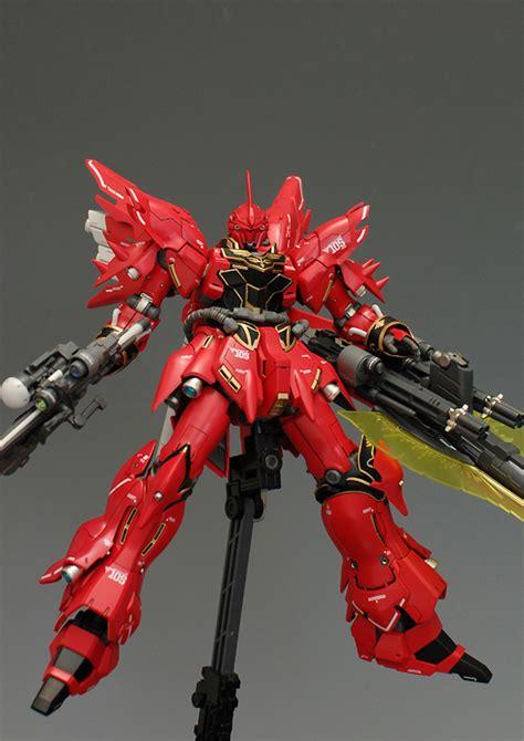 hg sinanju full armor custom work big size images gunjap