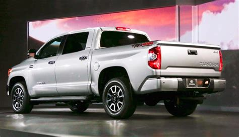 Toyota Tundra 2015 Price 2015 Toyota Tundra Redesign And Release Date Car Release