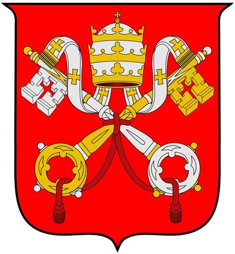 santa sede vaticana escudo de la ciudad vaticano la
